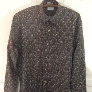 Jcrew Slim Secret Wash Long Sleeve Button Down- M